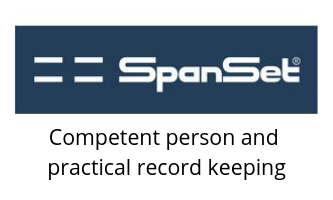 Competent person and practical record keeping SpanSet
